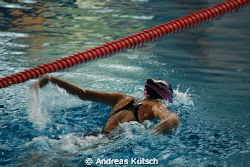 Swimming Competition by Andreas Kutsch